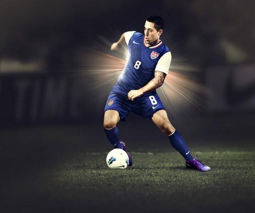 Clint Dempsey USA Jersey 2012