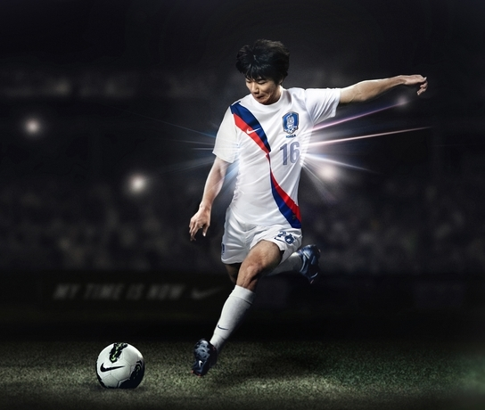 Korea Republic Football Shirt 2012 Nike