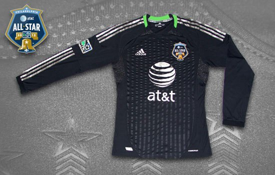 All Star 2012 Soccer Jersey