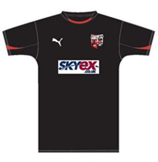 Black Brentford Shirt 2012 2013