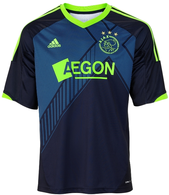 Blue Ajax Uitshirt 2013