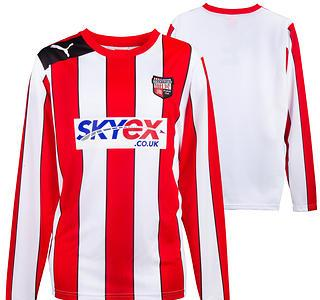 Brentford Home Kit