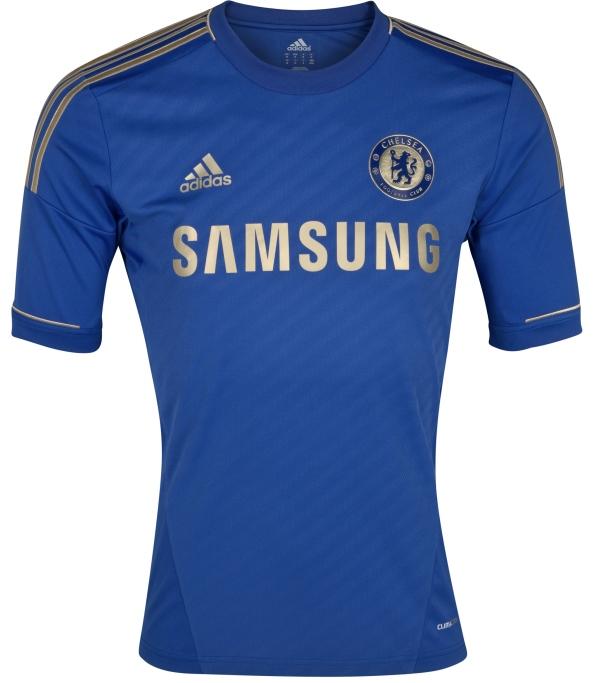 Chelsea Home Kit 2012-13