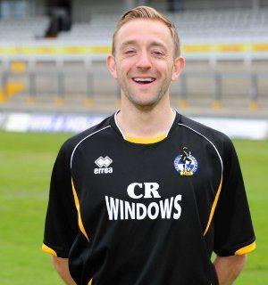 Errea Bristol Rovers Away Shirt 2012-13