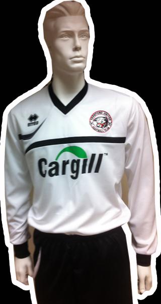 Errea Hereford United Kit 2012 2013