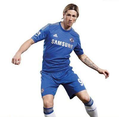 Fernando Torres Chelsea Kit 2013