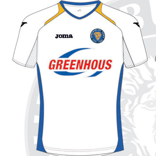 Joma Shrewsbury Town Shirt 2012