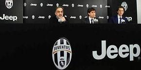 Juventus Jeep Jersey