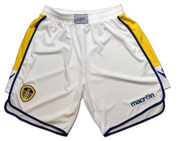 LUFC Shorts 2013