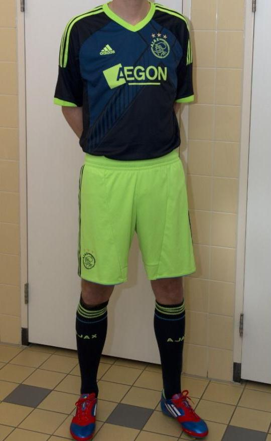 New Ajax Kit 2012 2013