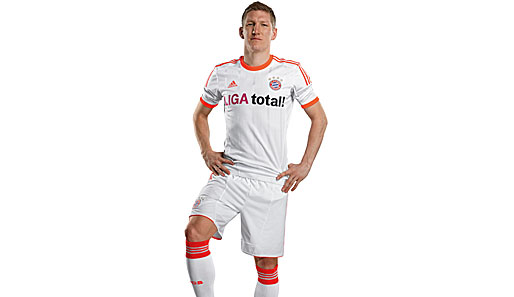 New Bayern Munich Away Jersey 2012