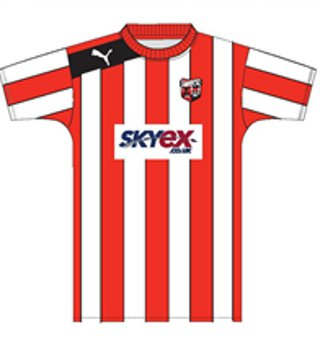 New Brentford Home Kit 12-13
