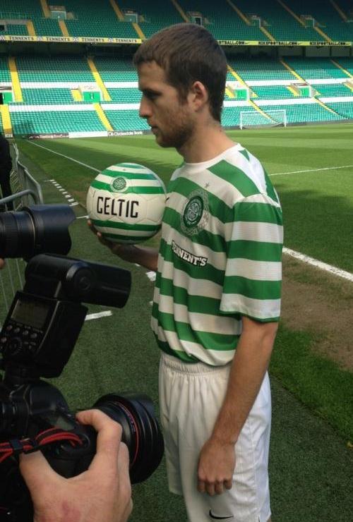 New Celtic Kit 2013
