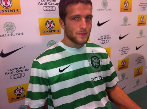 New Celtic Top 12-13