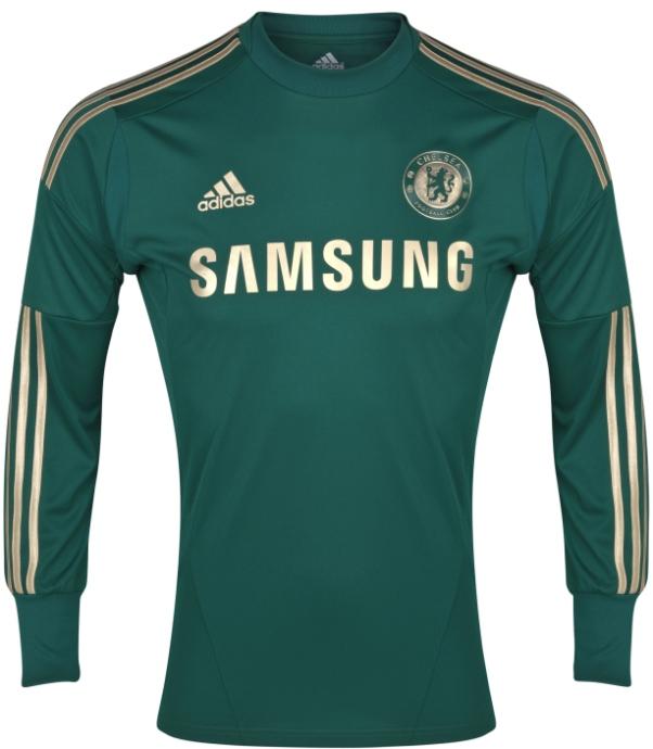 New Chelsea Goalkeeper Kit 2012-2013