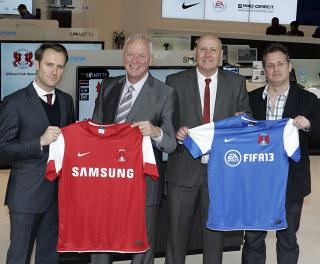 New Nike Leyton Orient Kits 2012
