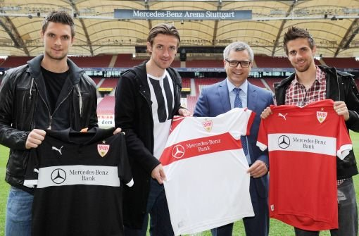 New Stuttgart Jerseys 2012-13