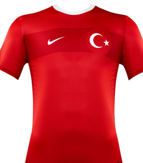 New Turkey Kit 2012-13