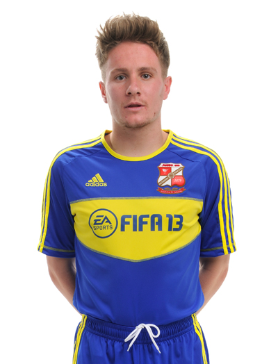 Yellow Swindon Kit 2012 2013
