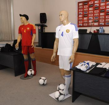 Adidas Armenia Football Shirt 2012-13