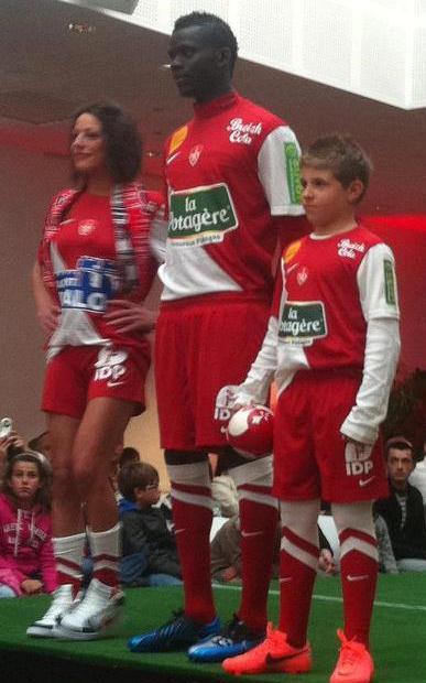 Brest Away Jersey