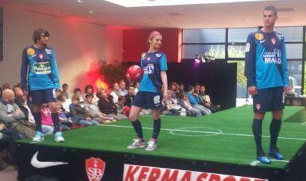 Brest Football Shirt 2012