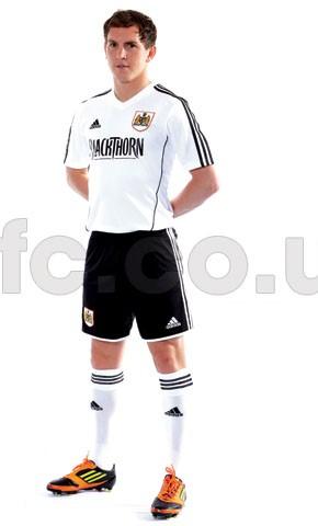 Blackhorn Bristol City Away Shirt 12-13