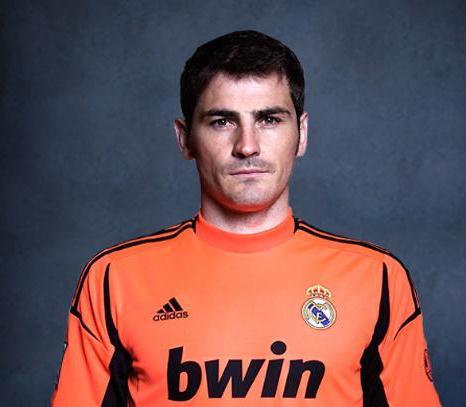 Casillas Real Madrid Kit 2013