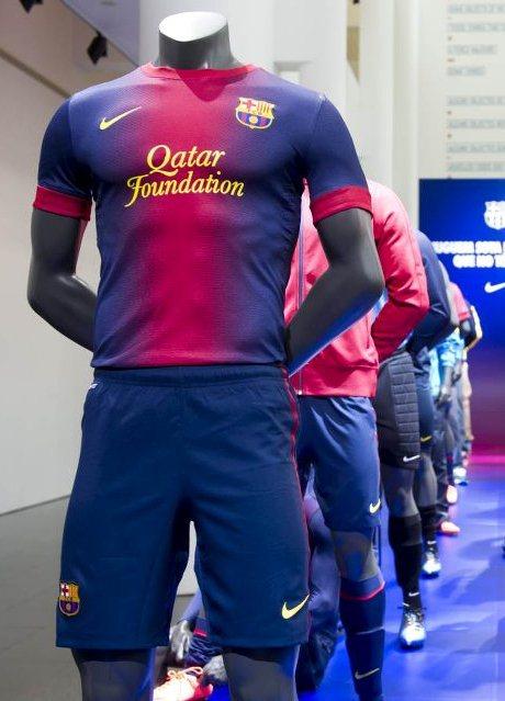 FCB New Kit 2013
