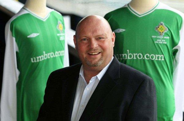 Irish League Select Jersey 2012 Man United Match