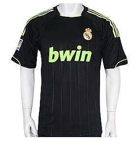 Leaked Real Madrid Kit 2013