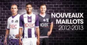 Maillot TFC 2013