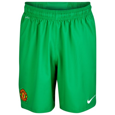 Man Utd Goalkeeper Shorts
