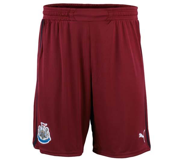 NUFC Away Shorts 2012