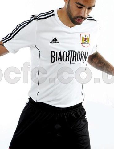 Bristol City Kit 2012-13