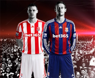 New Bet365 Stoke Kit 2012-13