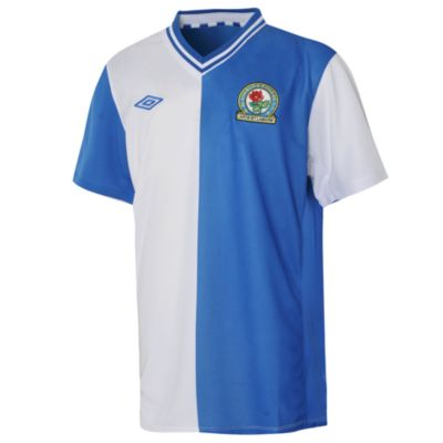 New Blackburn Rovers Kit 2012-2013