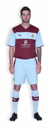 New Burnley Home Shirt 2012-13