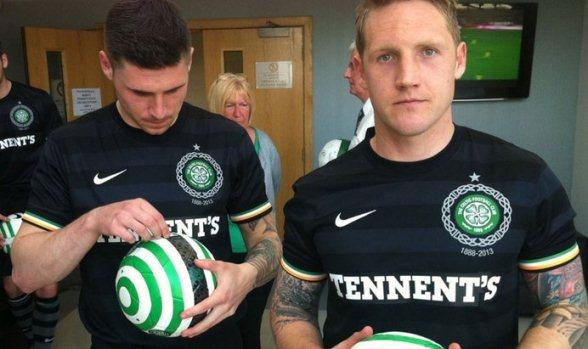 Celtic uitshirt 2012-2013