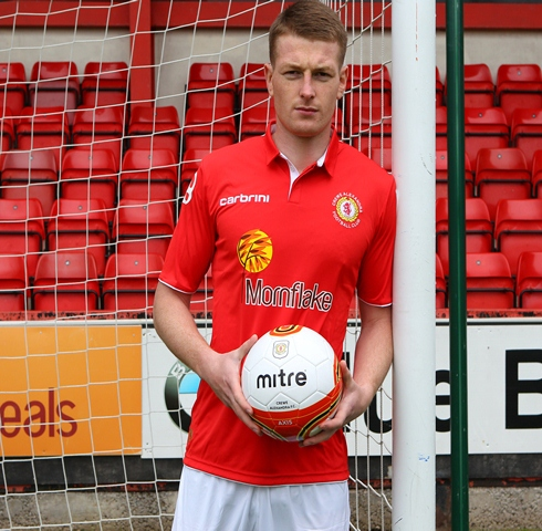New Crewe Alexandra Kit 2012
