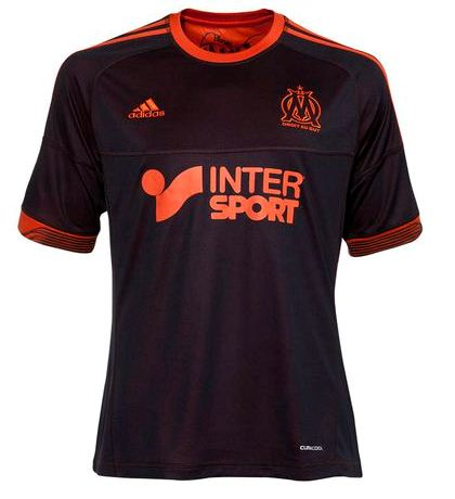New Marseille Shirt 2012-13