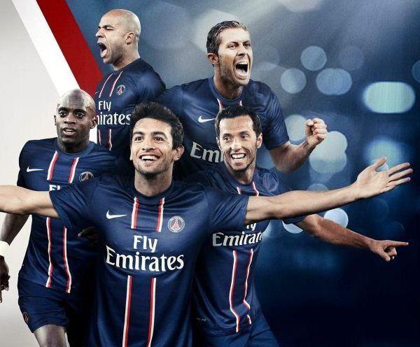 Nouveau PSG Maillot 2013