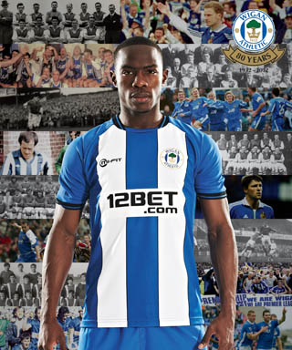 New Wigan Kit 12-13