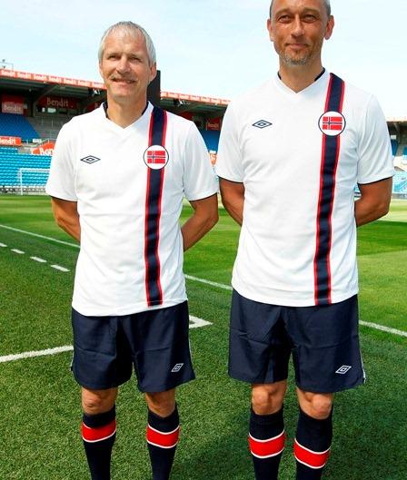 Norway Away Kit 2012-13