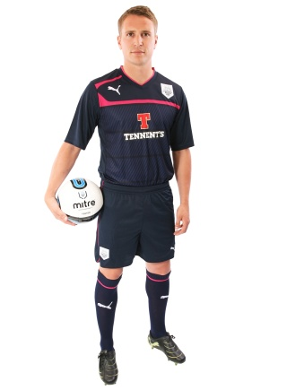 Preston North End New Kit 12-13