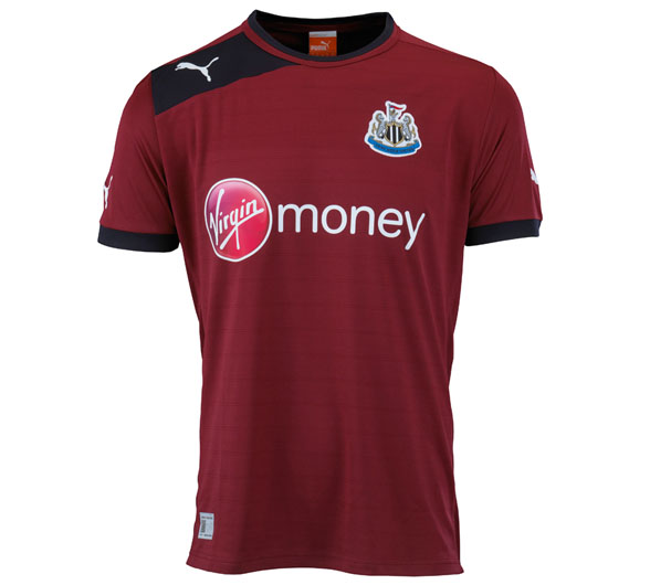 Red Newcastle Top 2012 2013