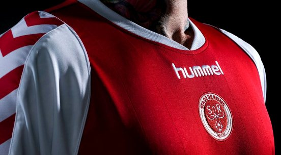 Reims Hummel Shirt 2012-2013