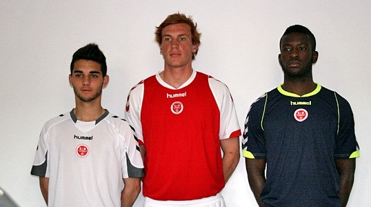 Reims Soccer Jersey Hummel