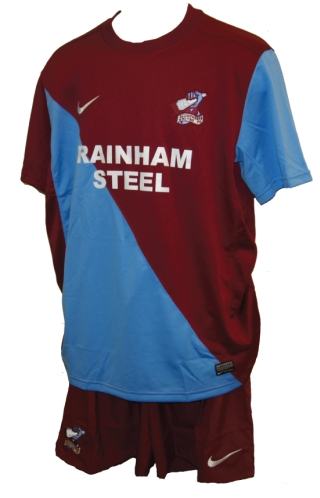 Scunthorpe United Kit 2012-13