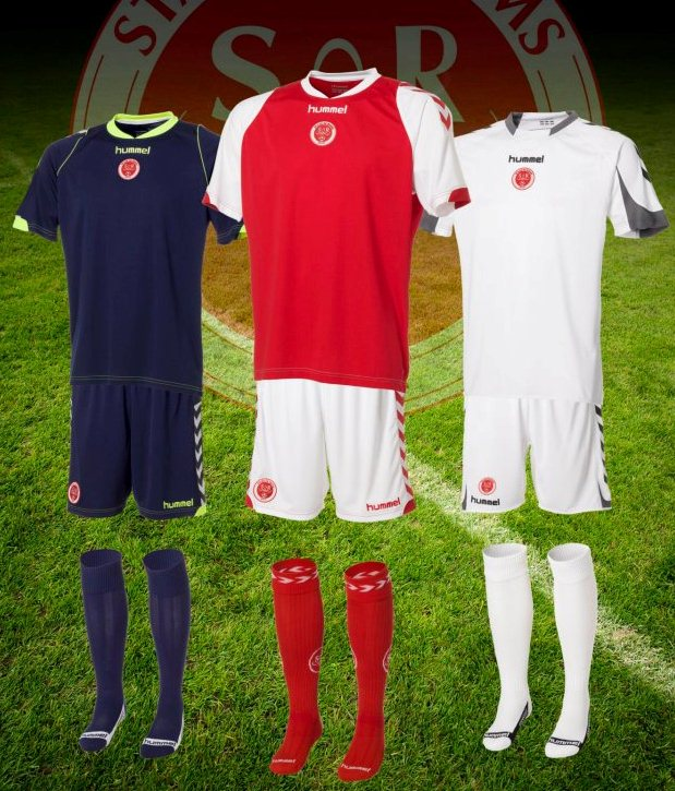 Stade de Reims Hummel Maillot 2013